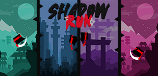 Shadow RunHTML5 Game - Gamezop