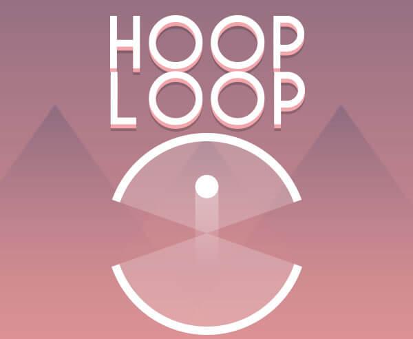 環圈-环圈-Hoop Loop-順時針和逆時針旋轉圓圈,使球保持在其遊戲區域內。