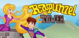 Rapunzel TowerHTML5 Game - Gamezop