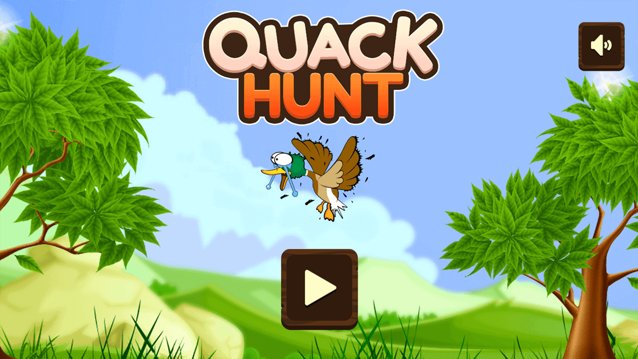 Play Quack hunt