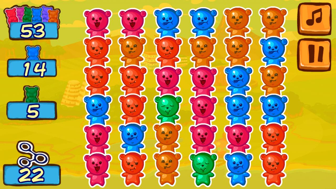 Play Jelly bears