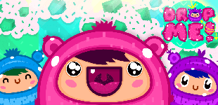 Help cute creatures to climb into their tubes in this colourfully cute puzzle game for young and old.
