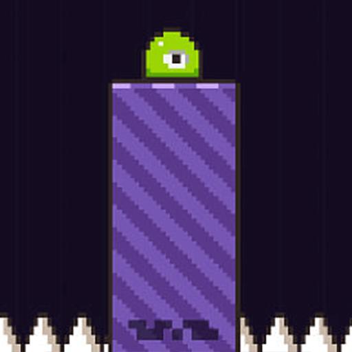 Pixel SlimeHTML5 Game - Gamezop