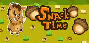 Snack TimeHTML5 Game - Gamezop