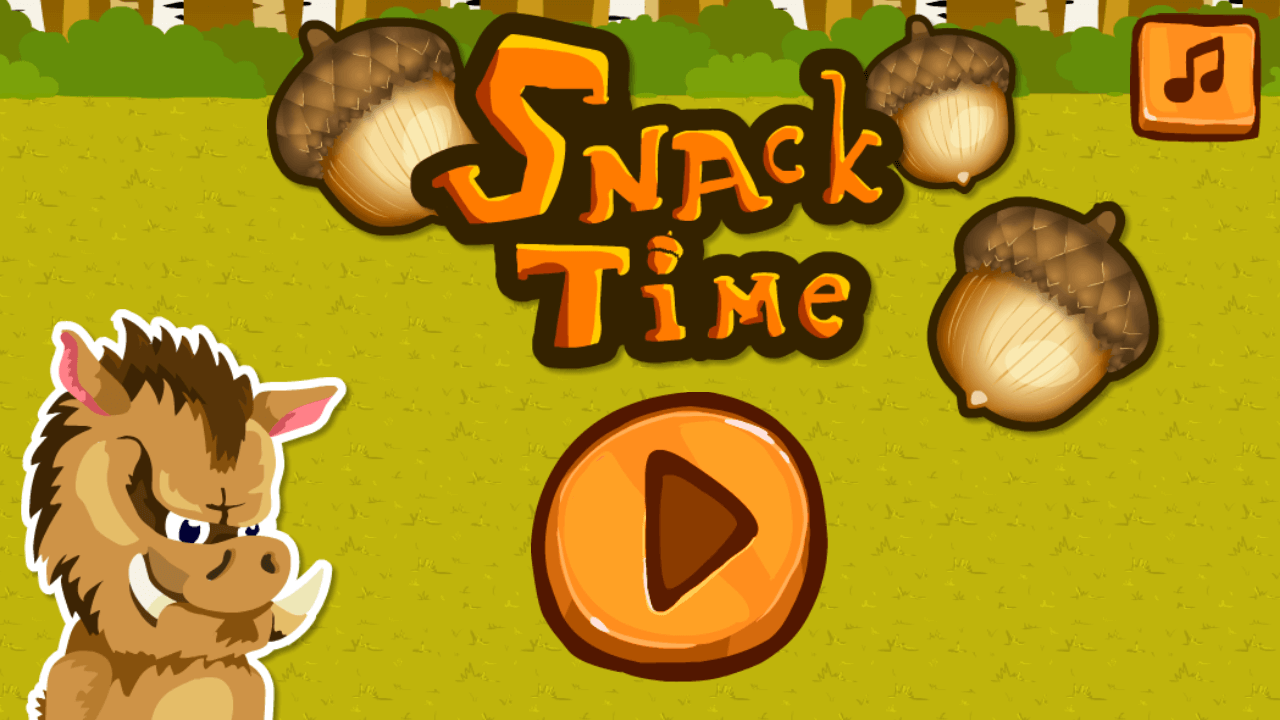 Play Snack time