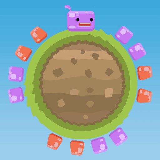 Jello Go RoundHTML5 Game - Gamezop
