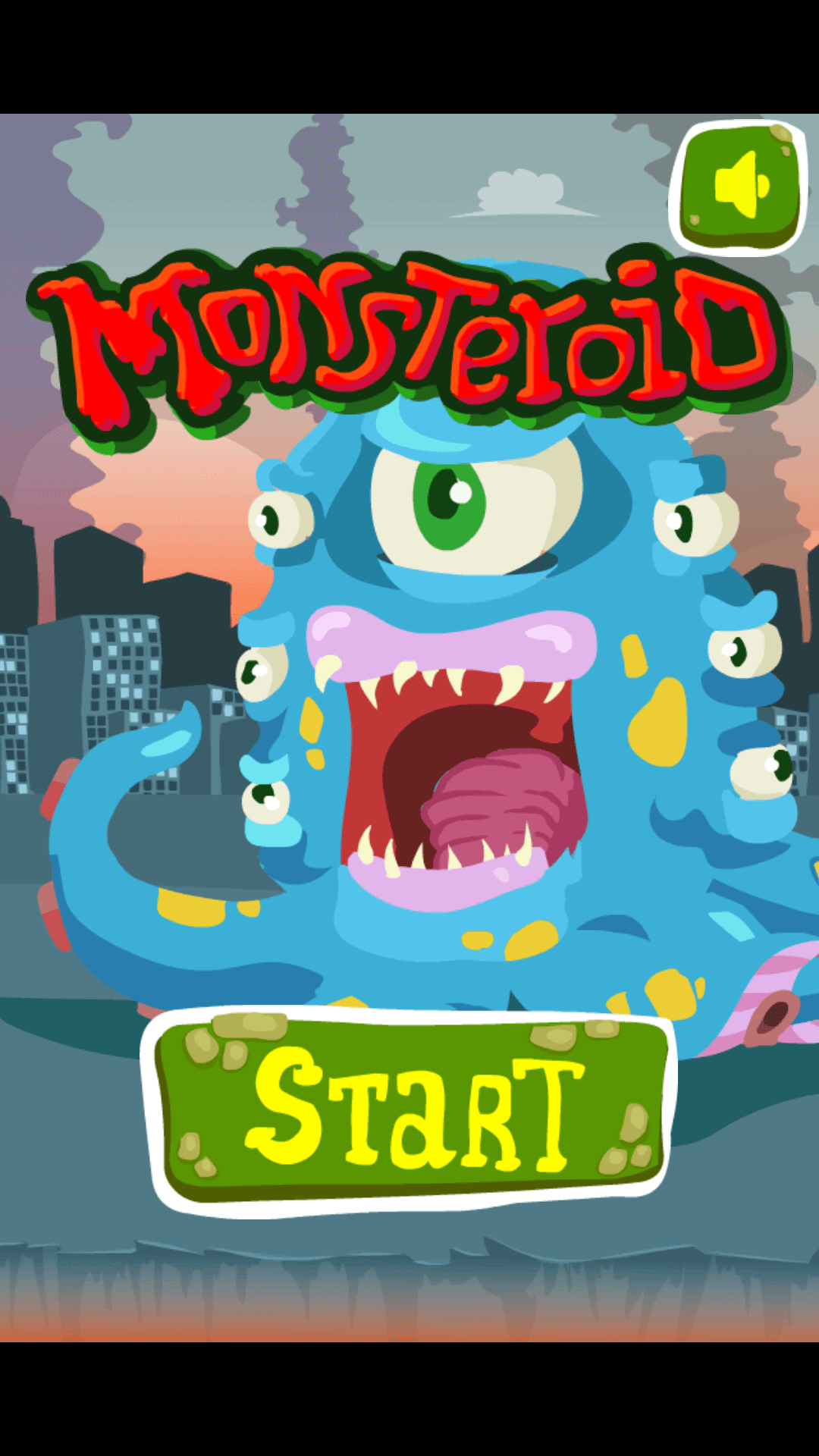 Play Monsteroid