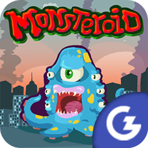 HTML5 game - Monsteroid