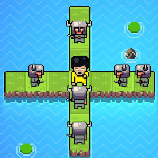 Punch HeroesHTML5 Game - Gamezop
