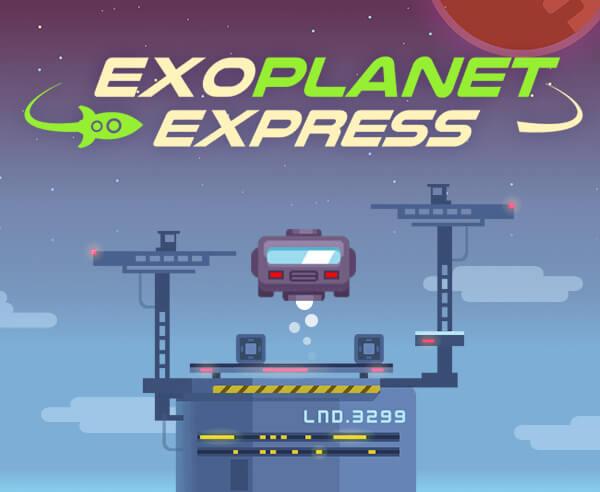 太空快遞 (Exoplanet Express)