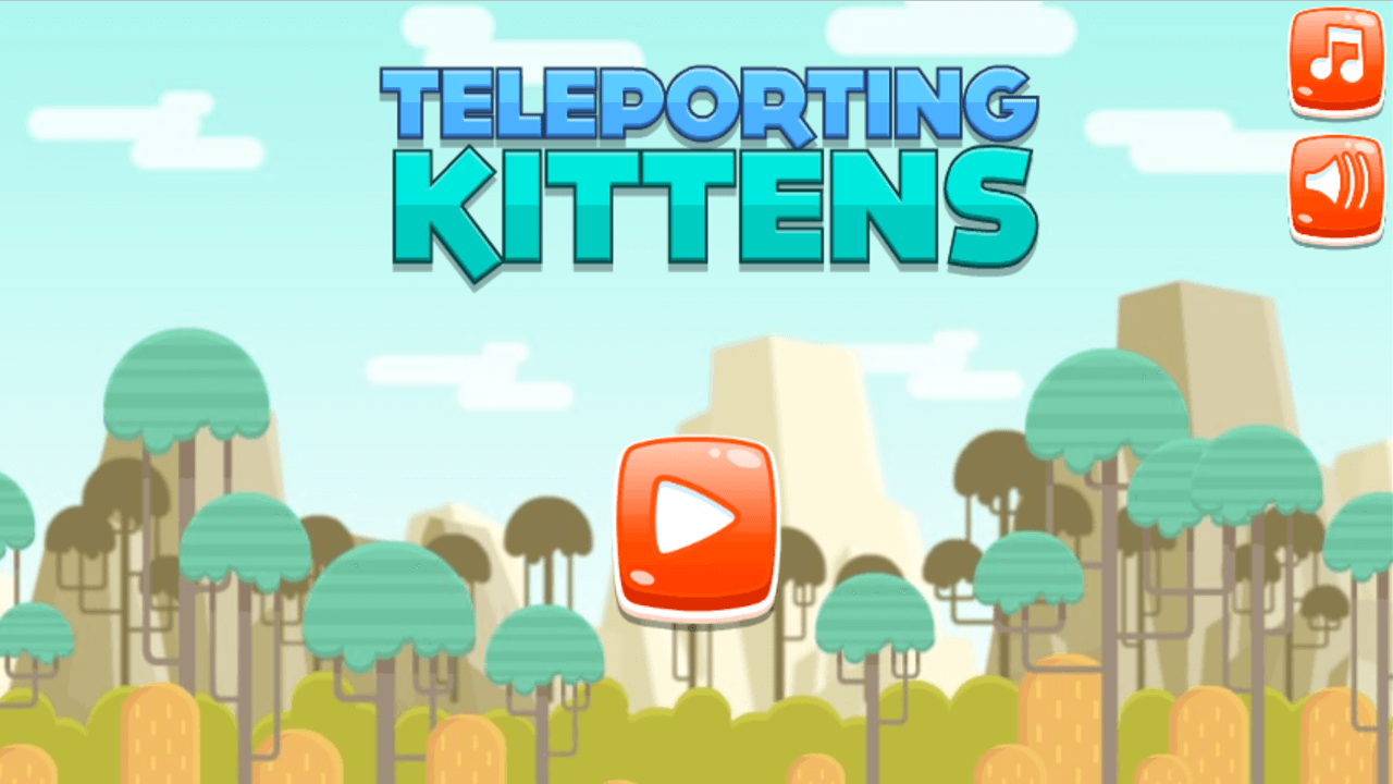 Play Teleporting kittens