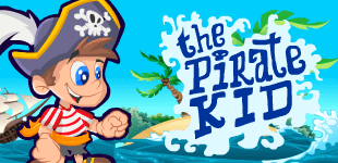Pirate KidHTML5 Game - Gamezop