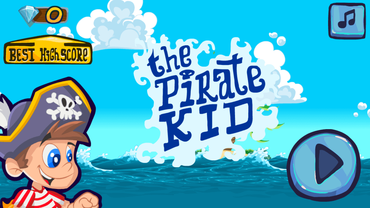 Play Pirate kid