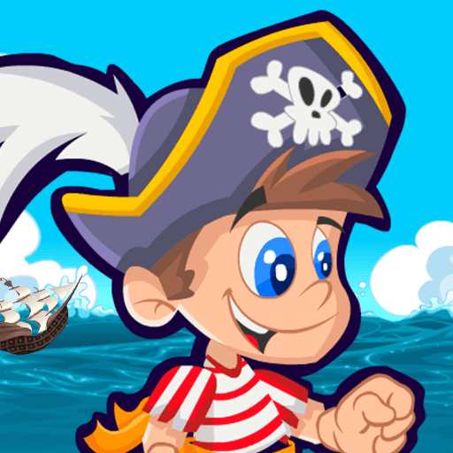 Pirate KidHTML5 Game - Gamezop