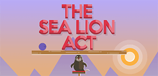 The Sea Lion ActHTML5 Game - Gamezop
