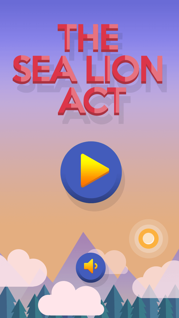 Play The sea lion act