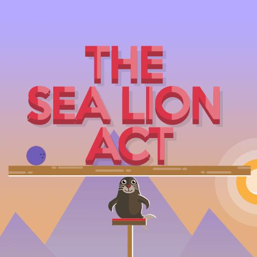 The Sea Lion ActHTML5 Game - Gamezop