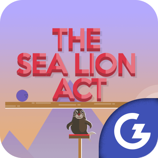 HTML5 game - The Sea Lion Act
