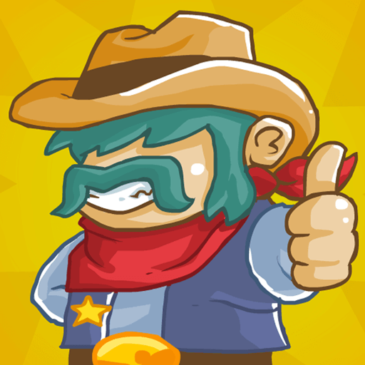Cowboy vs. MartiansHTML5 Game - Gamezop