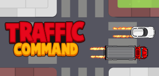 Traffic CommandHTML5 Game - Gamezop
