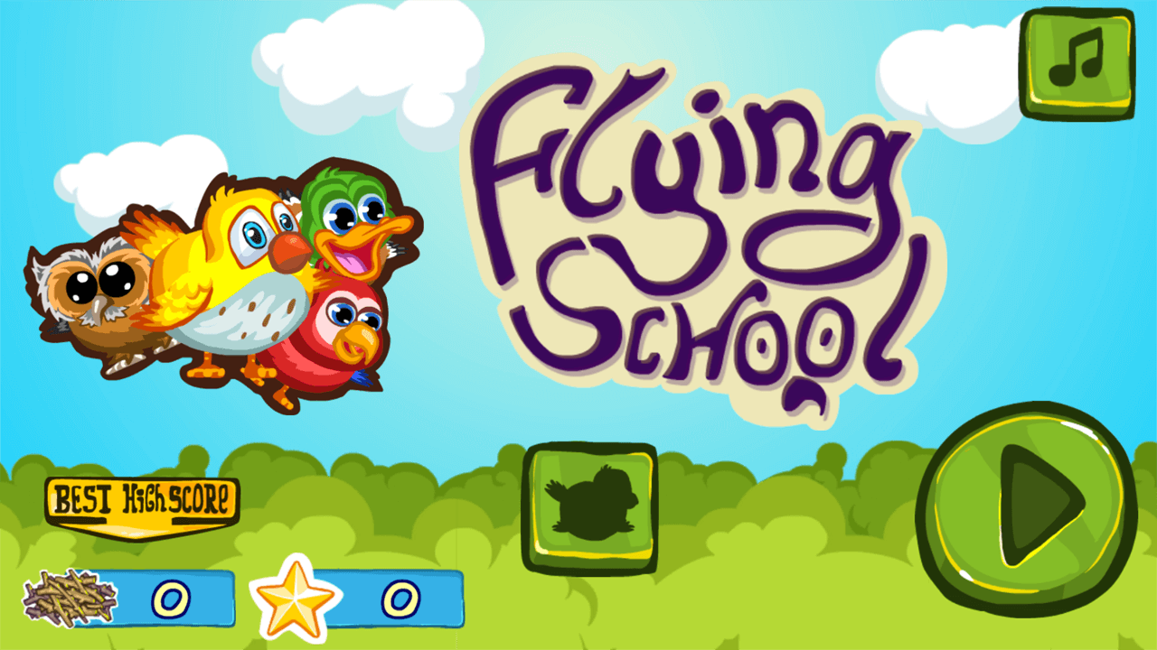 Play Flying school