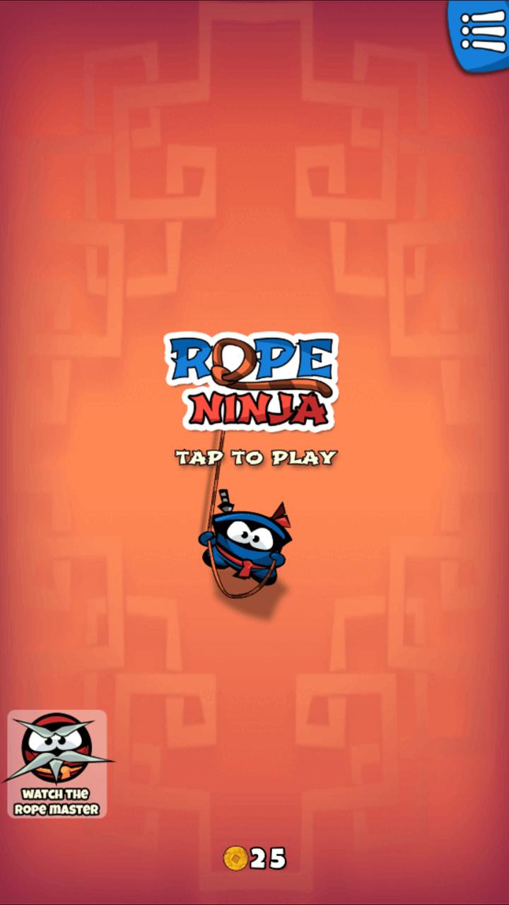 Play Rope ninja
