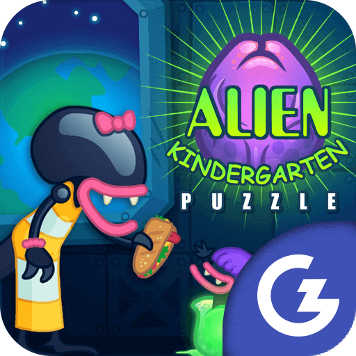 HTML5 game - Alien Kindergarten