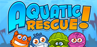 Aquatic RescueHTML5 Game - Gamezop