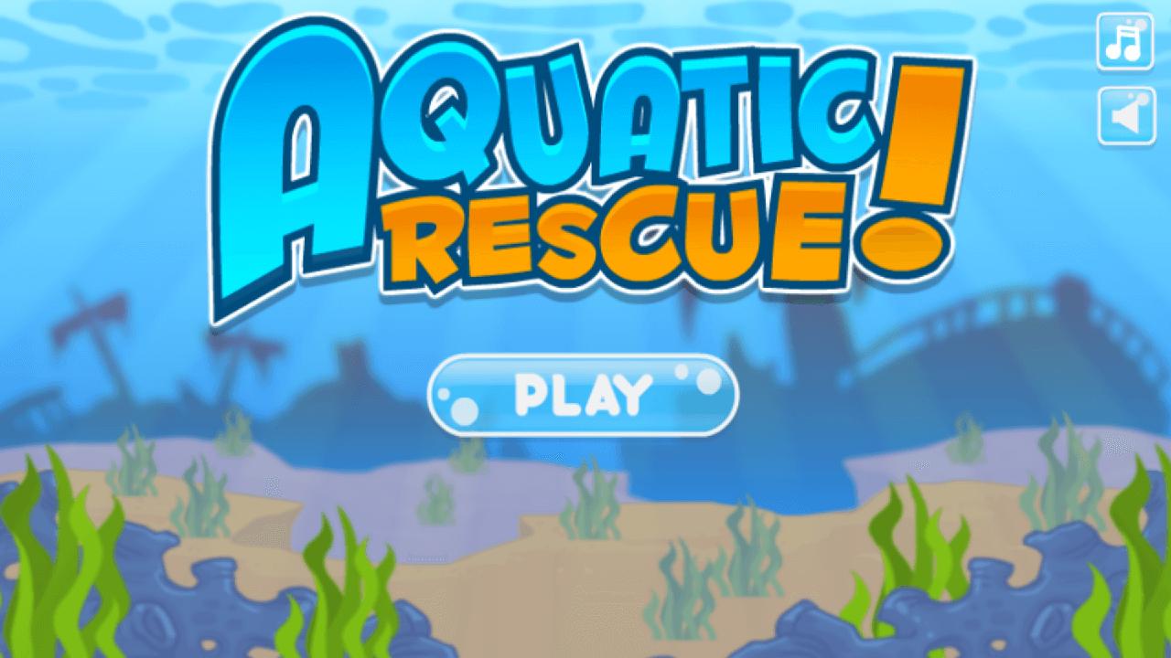 Play Aquatic rescue