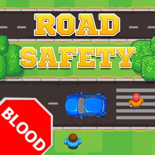 Road SafetyHTML5 Game - Gamezop