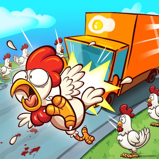 Go Chicken GoHTML5 Game - Gamezop