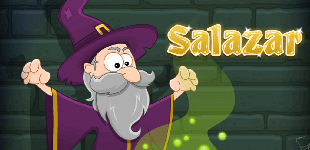 This wise wizard is trying to create a powerful new artifact but needs your help in seeing it through!