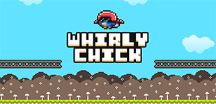 Whirly ChickHTML5 Game - Gamezop