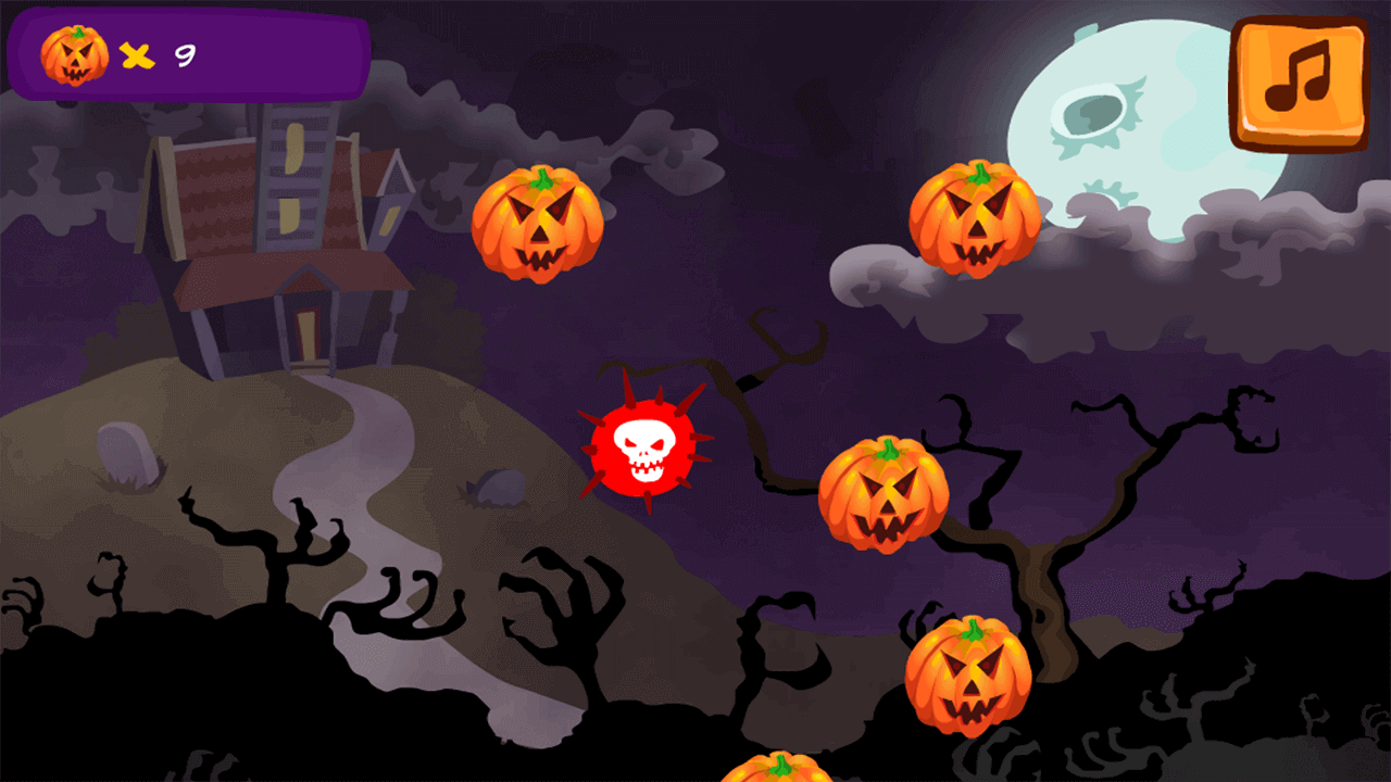 Play Pumpkin smasher