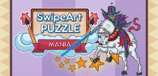 Move the pieces to recreate some super famous paintings made by old masters in this HTML5 game.
