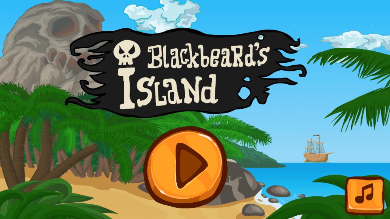 Play Blackbeard's island