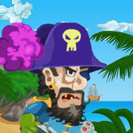 Blackbeard's IslandHTML5 Game - Gamezop