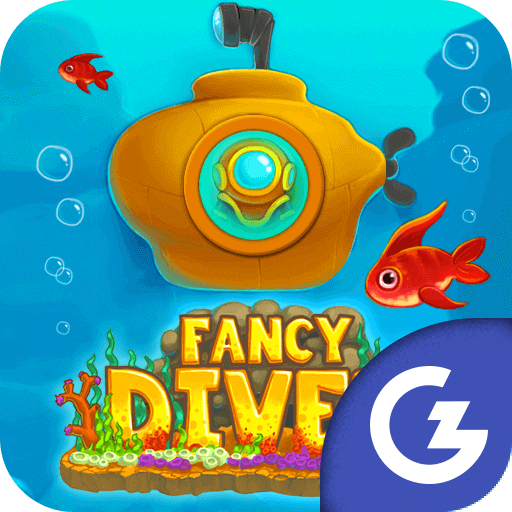 HTML5 game - Fancy Diver