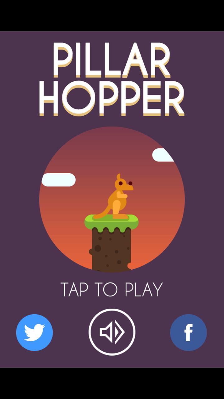 Play Pillar hopper