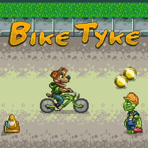 Bike TykeHTML5 Game - Gamezop