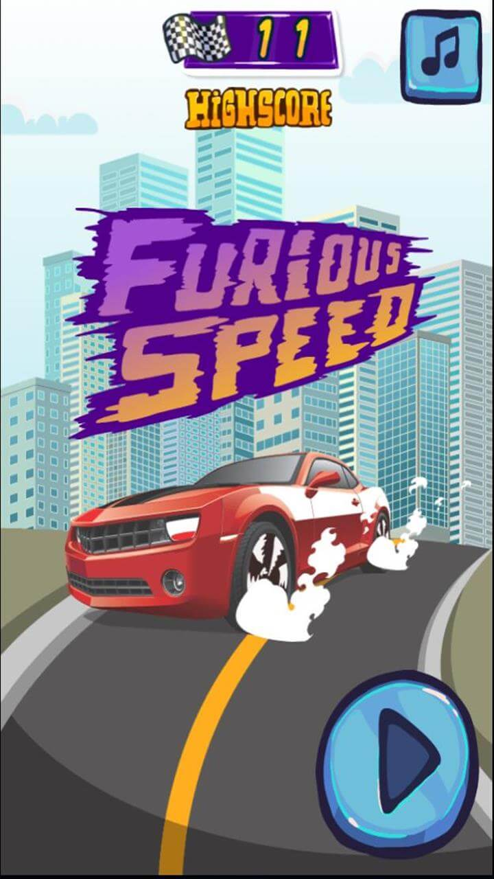 Play Furious speed
