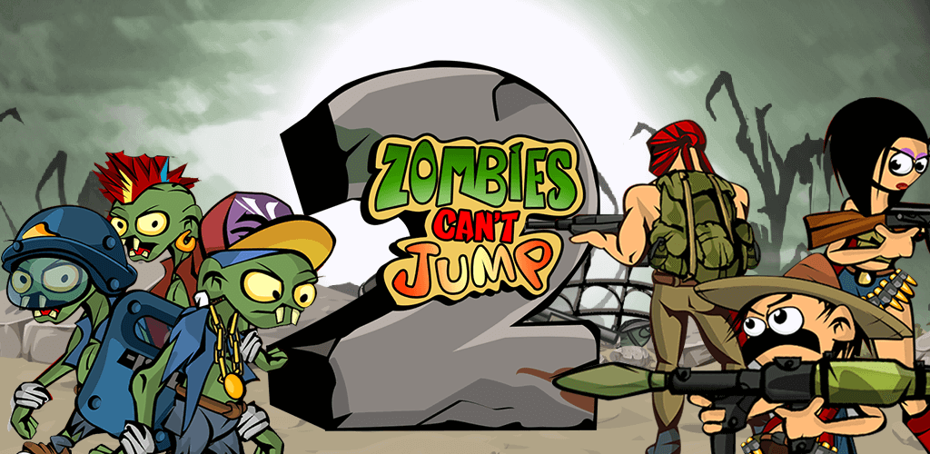 Zombies Can't Jump 2
