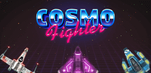 Cosmo FighterHTML5 Game - Gamezop